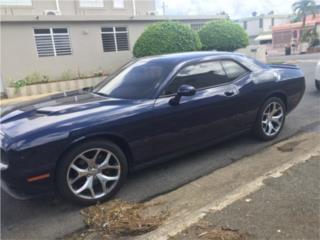 2015 Dodge Challenger, Dodge Puerto Rico