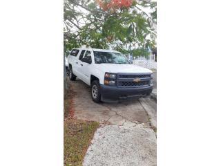 Chevrolet silverado 2014, cv cuenta $5,000.00, Chevrolet Puerto Rico