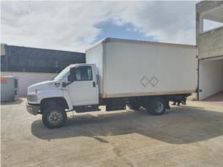 Camion C4500 Caja Seca Excelentes Condiciones, Chevrolet Puerto Rico