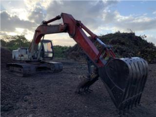 Excavadora Link Belt 2800, Equipo Construccion Puerto Rico