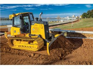 John Deere 550K - Gonzalez Trading, Equipo Construccion Puerto Rico