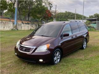 ODYSSEY TRES FILAS TOURING 2010, Honda Puerto Rico