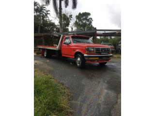 Grua flatbed F-350, Ford Puerto Rico