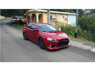 mitsubichi lancer evo x 25000, Mitsubishi Puerto Rico