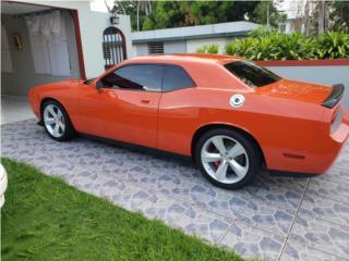 Challenger Srt8, Dodge Puerto Rico