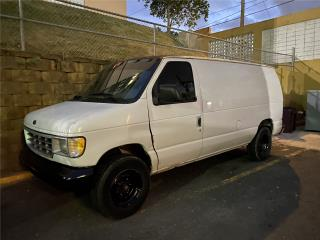 Ford e-250, Ford Puerto Rico