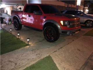 Raptor svt de show aceptó cambio lee, Ford Puerto Rico