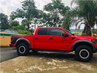 Se vende Raptor 150 Año 2013, Ford Puerto Rico