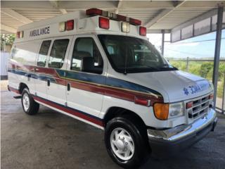 Ambulancia Tipo 2 Importada 7.3, Ford Puerto Rico