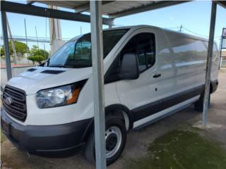 2019 Ford Transit 250, Ford Puerto Rico