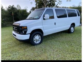 2010 Ford van F-250, Ford Puerto Rico