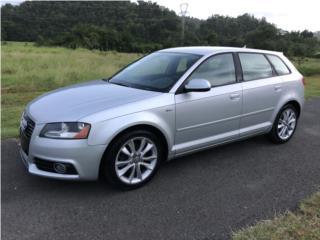 2012 A3 S-Line turbo diesel, Audi Puerto Rico