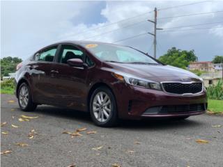 Kia Fortes 2017 24mil millas , Kia Puerto Rico