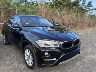 X6, BMW Puerto Rico