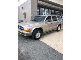 Dogde Durango 2000 , Dodge Puerto Rico