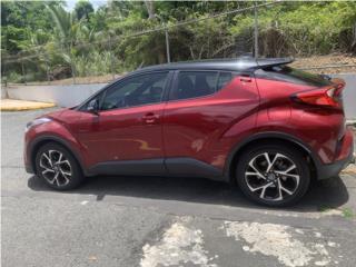 CHR 2019, Toyota Puerto Rico
