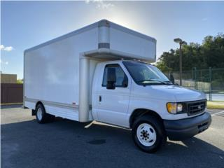 Ford E-450 2007, Ford Puerto Rico