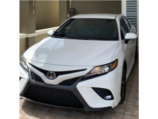 Camry SE Blanco en Excelentes Condiciones, Toyota Puerto Rico