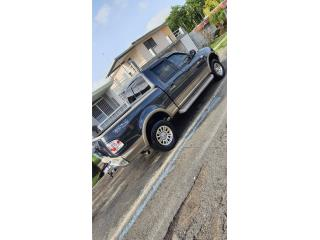 F-150 king ranch 4x4, Ford Puerto Rico