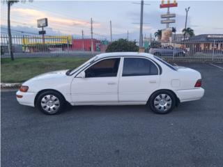 Toyota Corrolla 1995 se cambia, Toyota Puerto Rico
