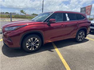 Liquidación Toyota Higlander 2020, Toyota Puerto Rico