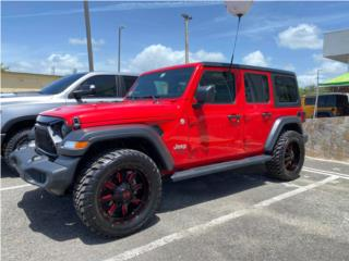 Jeep Wrangler UNLIMITED SPORT 2019, Jeep Puerto Rico