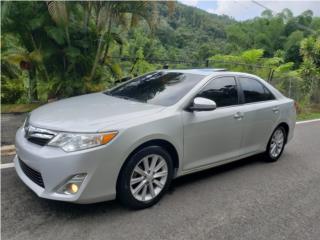 Camry XLE 2014, Toyota Puerto Rico