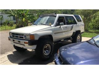 Toyota 22R 4600, Toyota Puerto Rico