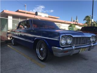 Impala  HARDTOP 1964 $10,000, Chevrolet Puerto Rico