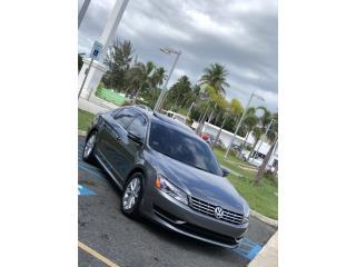 Passat 2012, Volkswagen Puerto Rico