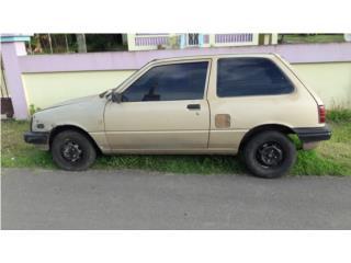 86 Suzuki forza pieza , Suzuki Puerto Rico