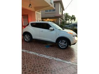 NISSAN JUKE BLANCA DE 2011, Nissan Puerto Rico