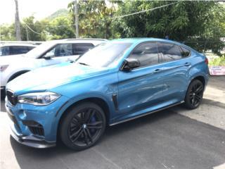 Bmw X6 M, BMW Puerto Rico