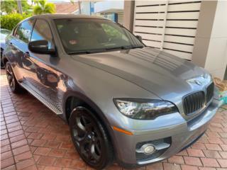 BMW X6, BMW Puerto Rico