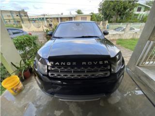 Range Rover Evoque 2014, LandRover Puerto Rico