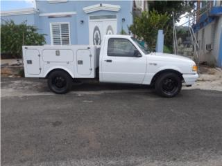 Ford Ranger 1996, Ford Puerto Rico