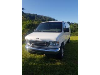 VAN E 350 CAJA CORTA, Ford Puerto Rico