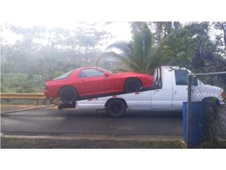 Ford E250 echa flatvan v8, Ford Puerto Rico