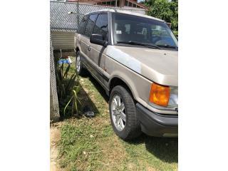 Ran Rover del 97 buena tiene sus detalles , LandRover Puerto Rico