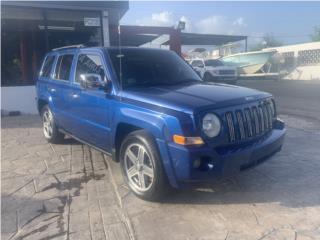 Jeep Patriot 2009, Jeep Puerto Rico