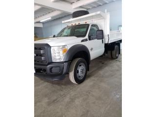 FORD 4X4 TUMBA 550 , Ford Puerto Rico