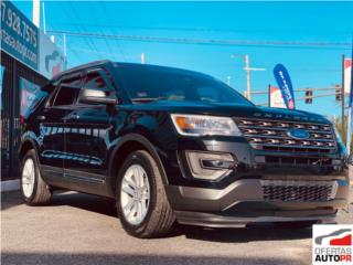 Ford Explorer 2016, Ford Puerto Rico