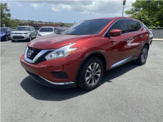 nissan 2017  murrano  con 9 mil miilas , Nissan Puerto Rico