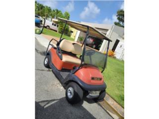 Precedent 2008, Carritos de Golf Puerto Rico