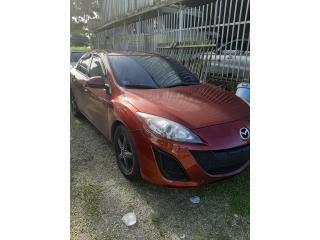 mazda3 std.2010 no pidan rebaja precio fijo, Mazda Puerto Rico