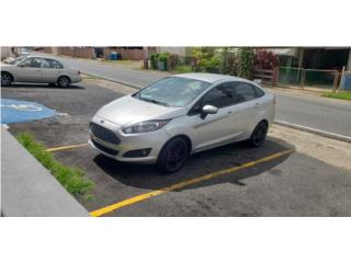 Ford Fiesta 2017 solo 17,000 millas, Ford Puerto Rico