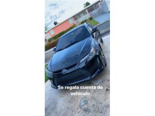 Scion tC 2016 40K MILLAS , Scion Puerto Rico