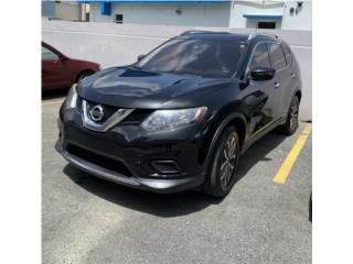 Nissan Rogue 2016 , Nissan Puerto Rico