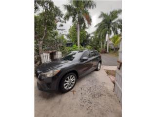 Mazda CX-5 Gris Oscuro Cuerosa y sunroof, Mazda Puerto Rico