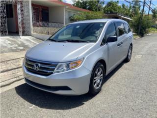 Vendo Honda Odyssey del 2012, $13,700, Honda Puerto Rico